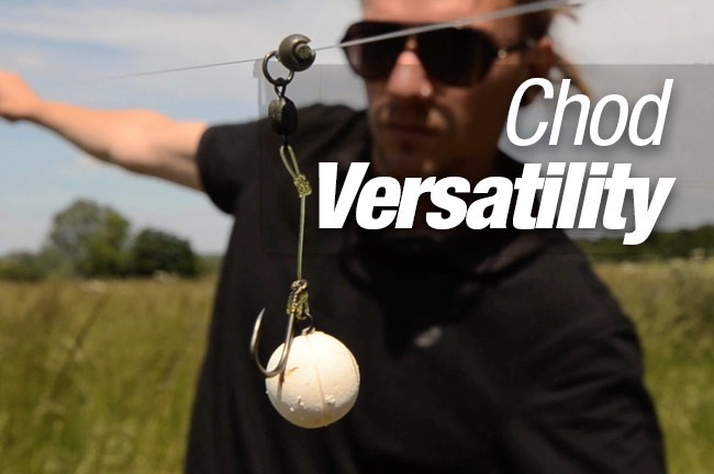Oli Bowles on why the chod is so effective!