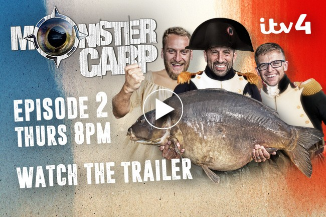 Monster Carp Episode 2 - Trailer
