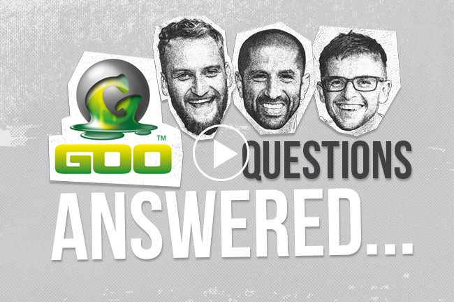 GOO - Your questions answered