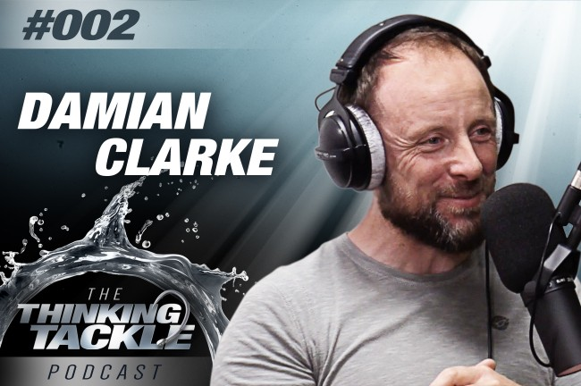 The Thinking Tackle Podcast | Watch Now