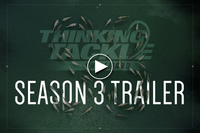 THINKING TACKLE OD Season 3 TRAILER