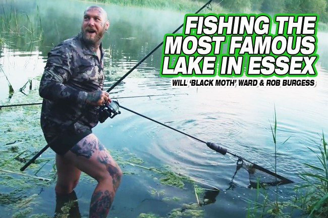 Fishing the most FAMOUS lake in ESSEX