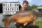 Stunning big Belgium V Channel mirror for Pete Castle!