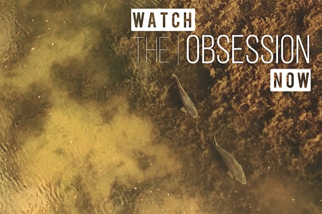 If you haven't watched The Obsession yet - you're missing out!