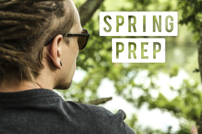 Oli explains his thoughts on preparing for the spring.