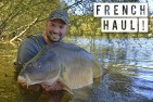 Loz East shares a fantastic catch of big French carp