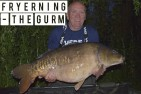 Steven Bertram smashes his PB with the Gurm!