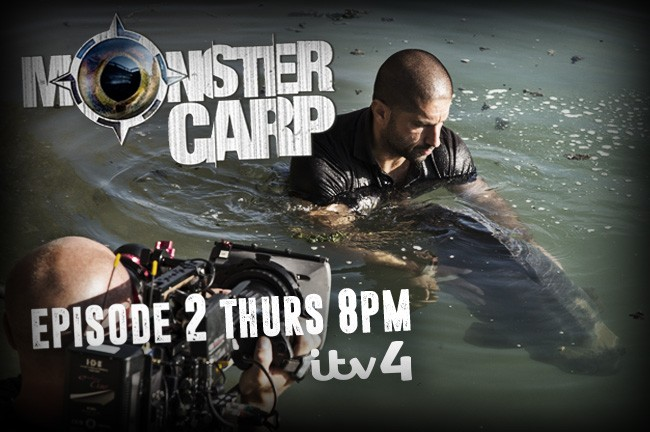 Monster Carp Episode 2 - Find out more