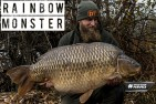 Peder Lichtenberg banks a huge Rainbow Lake common!
