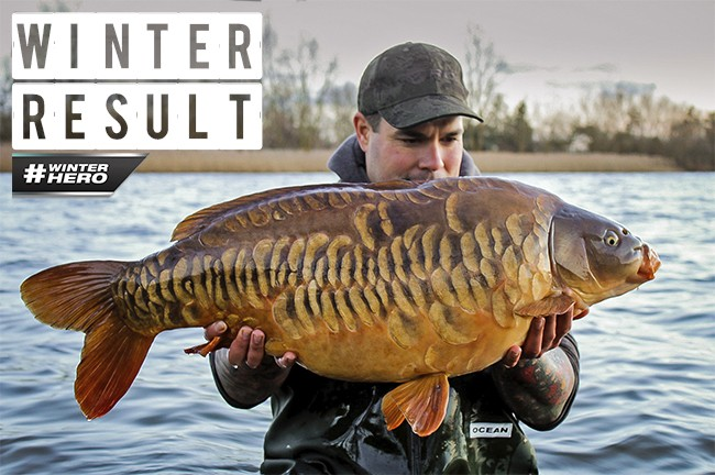 Marc Cavaciuti lands a trio of winter stunner from Grenville