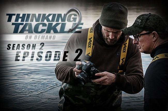 NEW Thinking Tackle Episode 2