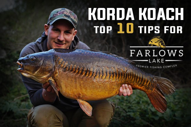 Top Tips From The Korda Koach!
