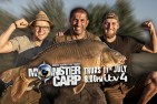 Season four of Monster Carp is coming to a TV near you soon!