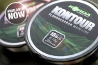 KONTOUR Fluorocarbon main line now available in 15lb & 18lb!