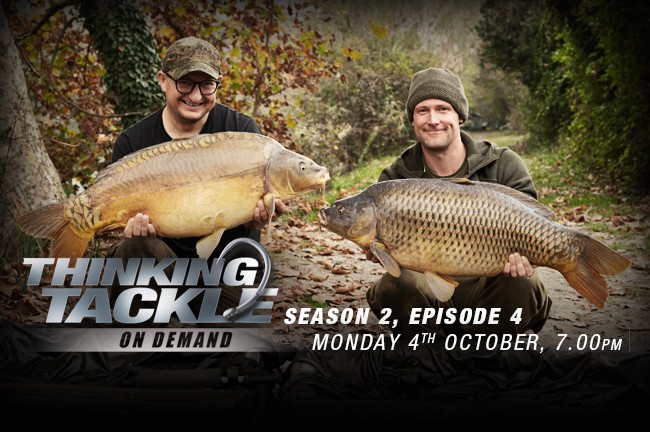 Brilliant new episode of Thinking Tackle OD coming soon!