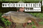 Elliott Gray on why SUBbraid catches him more carp!
