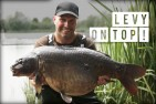 Dave Levy lands a new surface-caught PB!