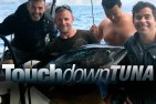 Darrell Peck lands monster tuna on 12lb Touchdown!