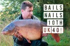 Ian Bailey lands his 10th UK 40!