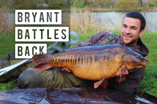 Bait boss recovers from coma to bank a beauty!