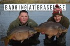 Zigs produce a shared 28 carp haul at Linear's Brasenose One!