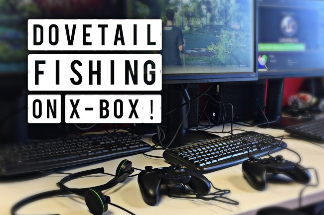 Dovetail Games Euro Fishing coming to XBox One soon!